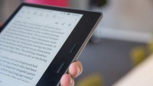 Đặc điểm phân biệt tất cả các dòng máy Kindle 1