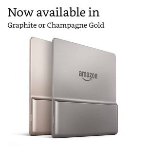 Kindle Oasis 2017 Champagne Gold