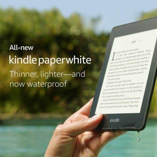 Ra mắt Kindle Paperwhite 4