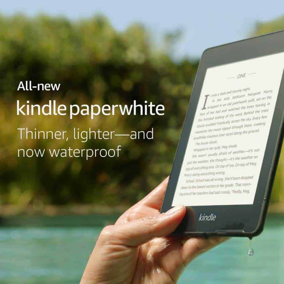 [Tặng ốp + cường lực] Kindle Paperwhite 4 (2019)