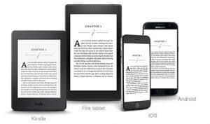 Các định dạng máy đọc sách Kindle, Kobo hỗ trợ 4