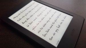 Bộ 400 font unicode dùng được cho Kindle 11