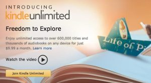 Kindle Unlimited là gì? 2
