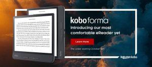 Giới thiệu Kobo Forma