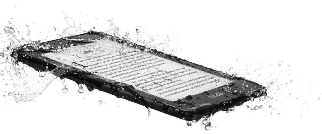Kindle Paperwhite 4 chống nước
