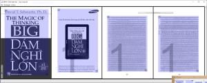Crop PDF bằng BRISS