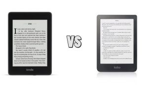 So sánh Kindle Paperwhite 4 và Kobo Clara HD 10
