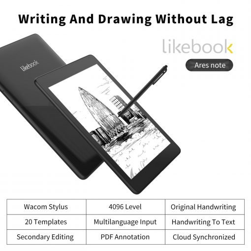Likebook Ares 4