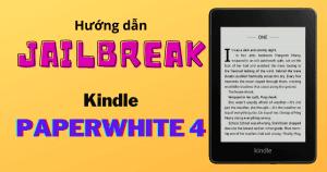 Jailbreak Kindle Paperwhite