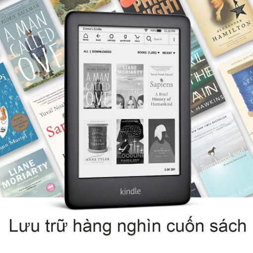 Kindle (Basic) 2019 - 2020 2