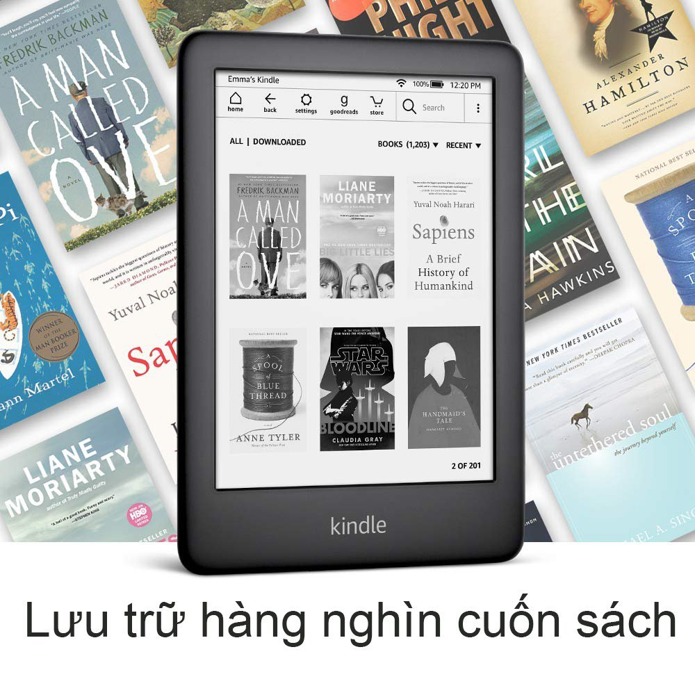 Kindle (Basic) 2019 - 2020 8